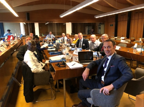 The Unesco MoW International Advisory Committee
